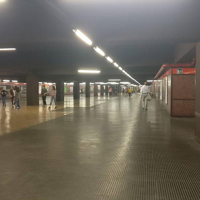 Scoprire per caso che nell'enorme spazio vuoto sotto la metropolitana di porta Venezia, di #domenica, si trovano gruppi di ragazzi asiatici che provano coreografie di ballo.#spaziurbani #urbanstyle #dance #asian #reuse #portavenezia #coreografia #fun #ballidigruppo
