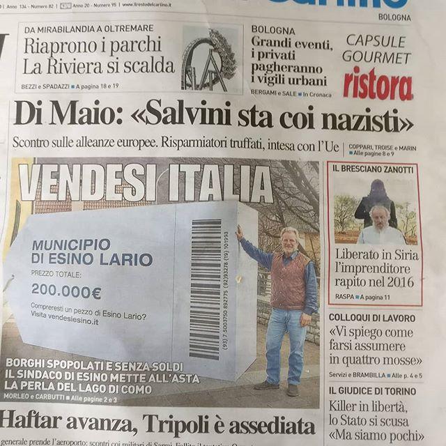 #salvini #sta con i #nazisti#dimaio sta con salvini#dimaio sta con i nazisti.Non è difficile...