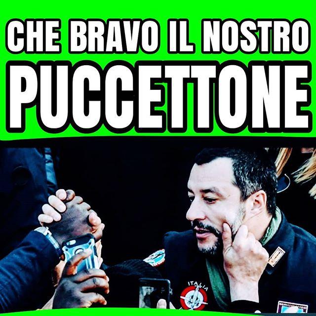 #Fantozzi #Salvini #puccettone #leganord #leganordpadania #lega #Nord #salvinipremier #siamomessimale #Italia #italianomedio #5stelle
