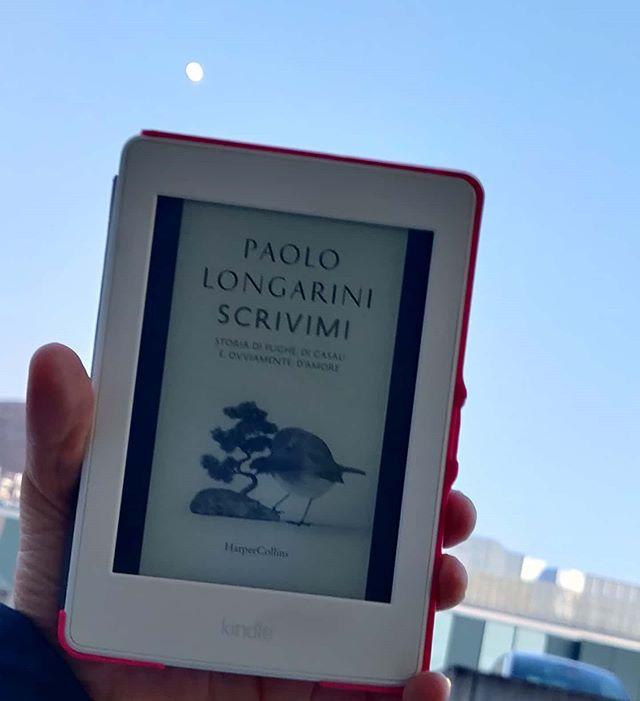 Quando il saggio indica il #Kindle lo #stolto guarda la #lunaAnche all'estero  èarrivato dell'etere l'ultimo libro di #paololongarini@paololongarini era ora! # #libro #ebook #leggere #felicità